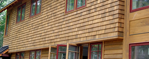 wood siding colorado