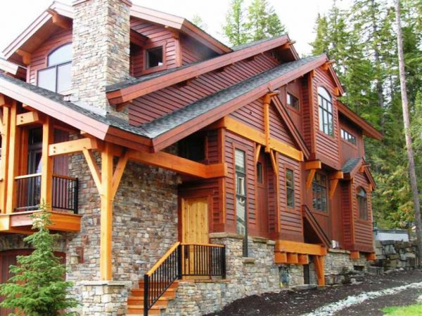 siding options vail