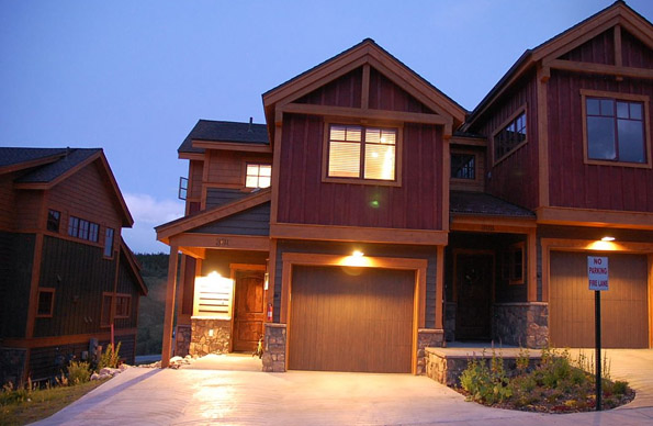 silverthorne colorado commercial siding