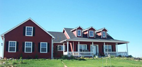 Strasburg Colorado Fiber Cement Siding