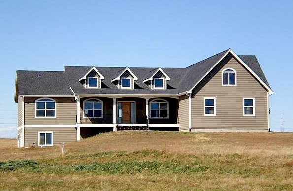 Bennet Colorado James Hardie Siding