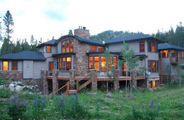 breckenridge colorado fiber cement siding