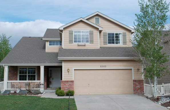 brighton colorado redsidential siding