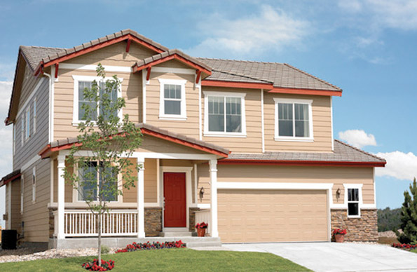 centennial colorado siding