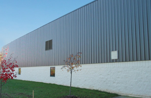 commerce city commercial siding