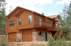 conifer colorado cedar replacement siding