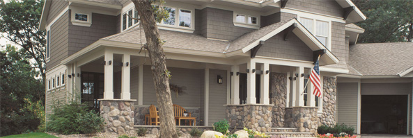 James Hardie Colorado Siding