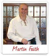 Scottish Home Improvements Owner Martin Faith