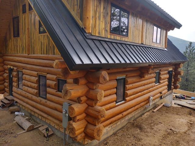 wood siding avon