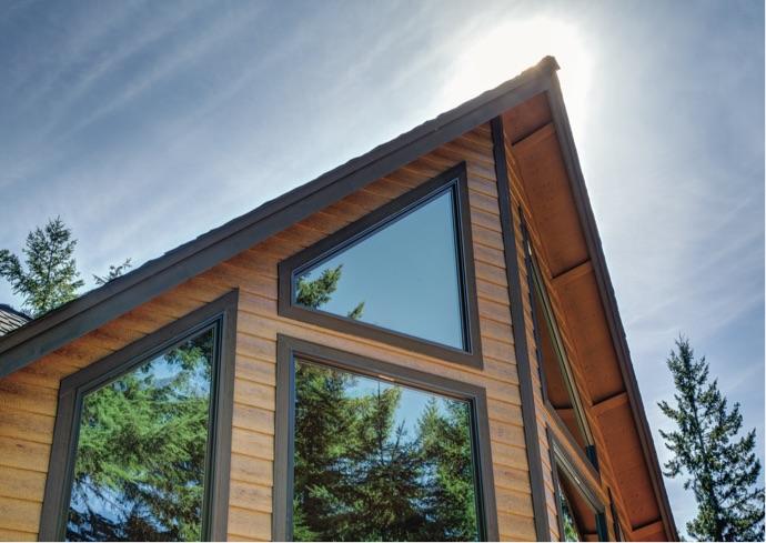 engineered wood siding conifer